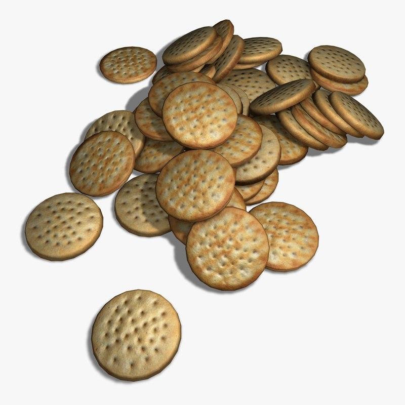 cheese cracker 3ds