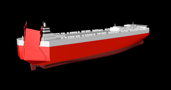 mv tonsberg ship c4d