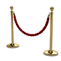 Stanchion Post Set of 2