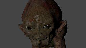alien creature 3ds
