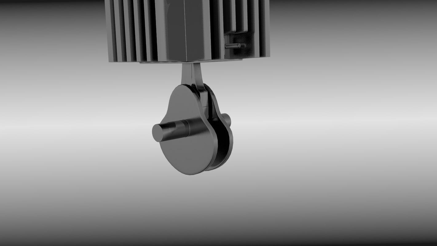 fbx stroke engine cylinder piston animation Two Cycle Tachometer two stroke engine cylinder and piston animated set