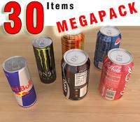 3dsmax 30 items megapack