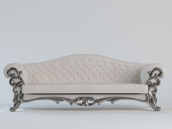 max classical sofa clasical