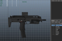 MP7a1 gameready
