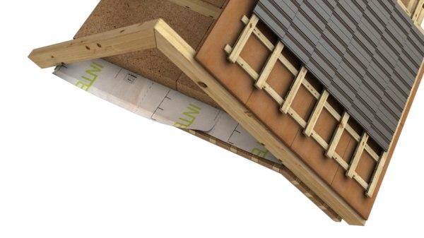 maya roof wood wooden