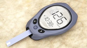 glucometer ing 3d max