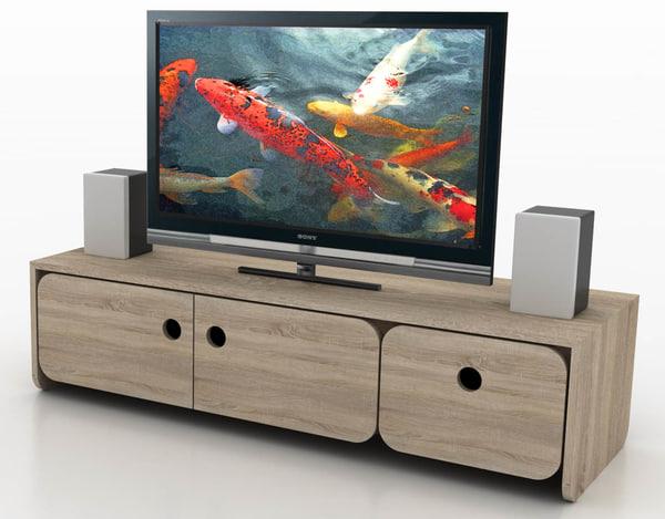 3dm japanese tv