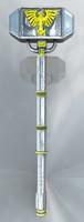 hammer thunderhammer 3d model