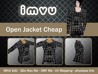 Open Jacket Cheap