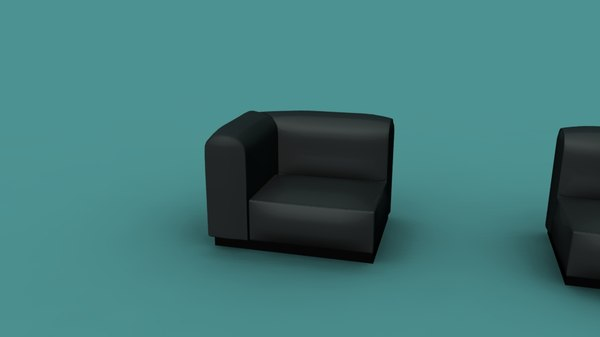 couch sofa 3d x
