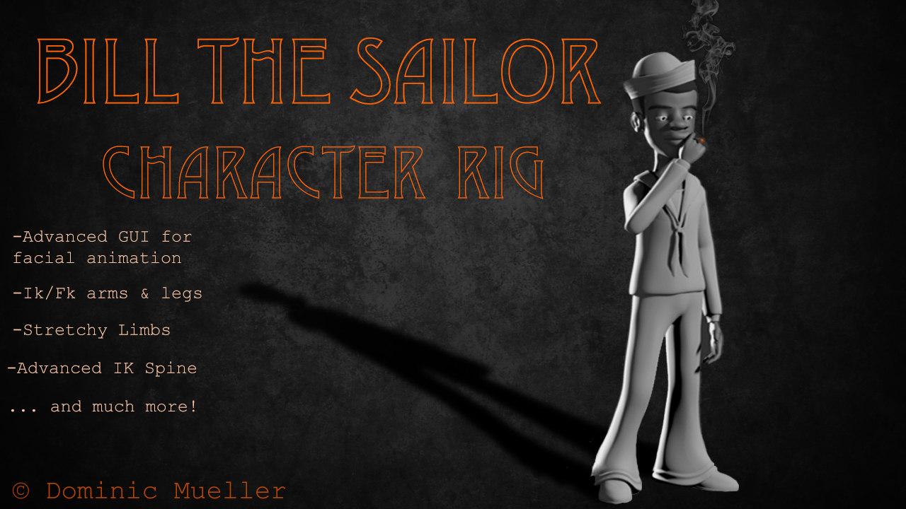 maya bill sailor