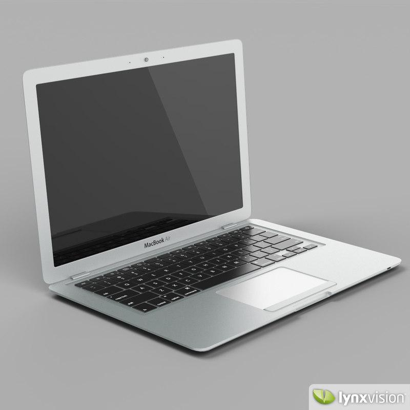 3dsmax macbook air apple