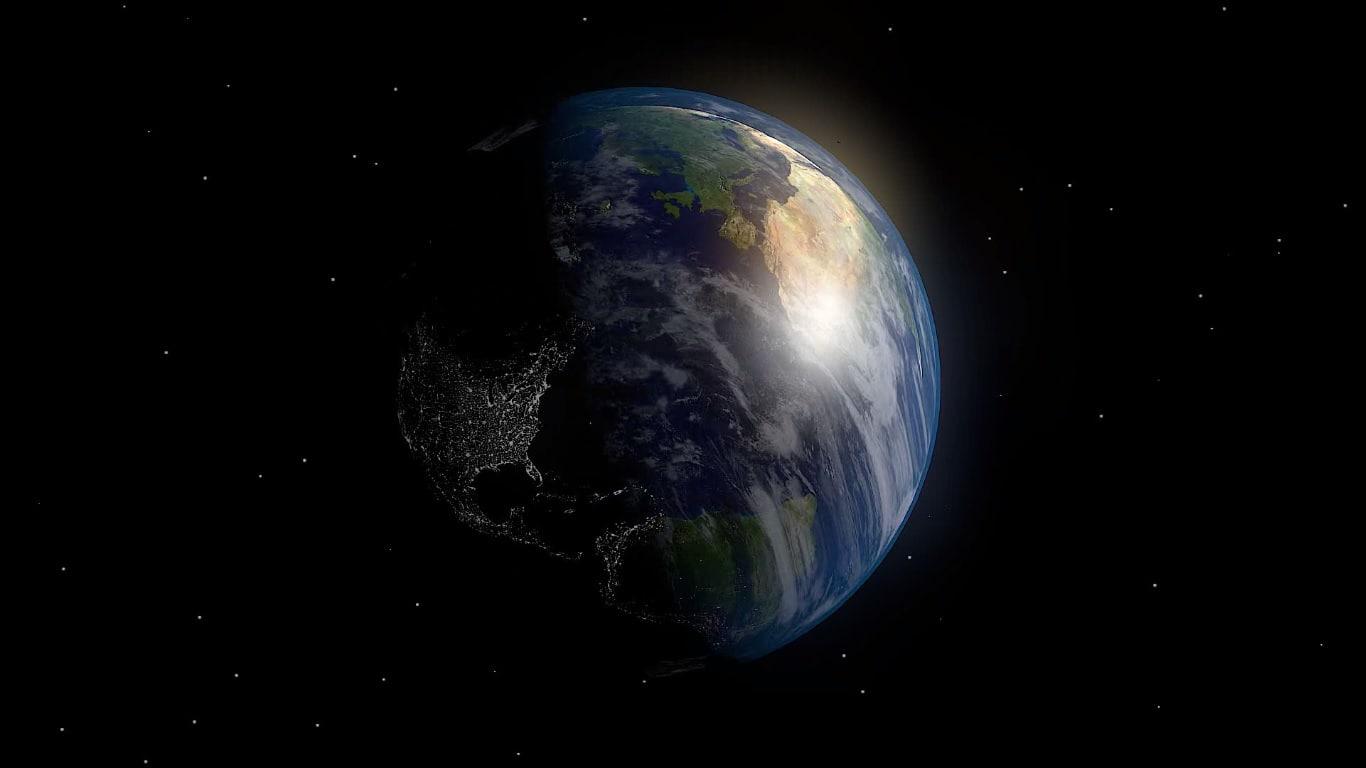 blend earth