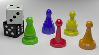 Generic Game Pieces
