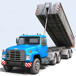 tipping truck max