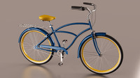 bicycle 3d max