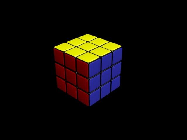 rubick s cube x