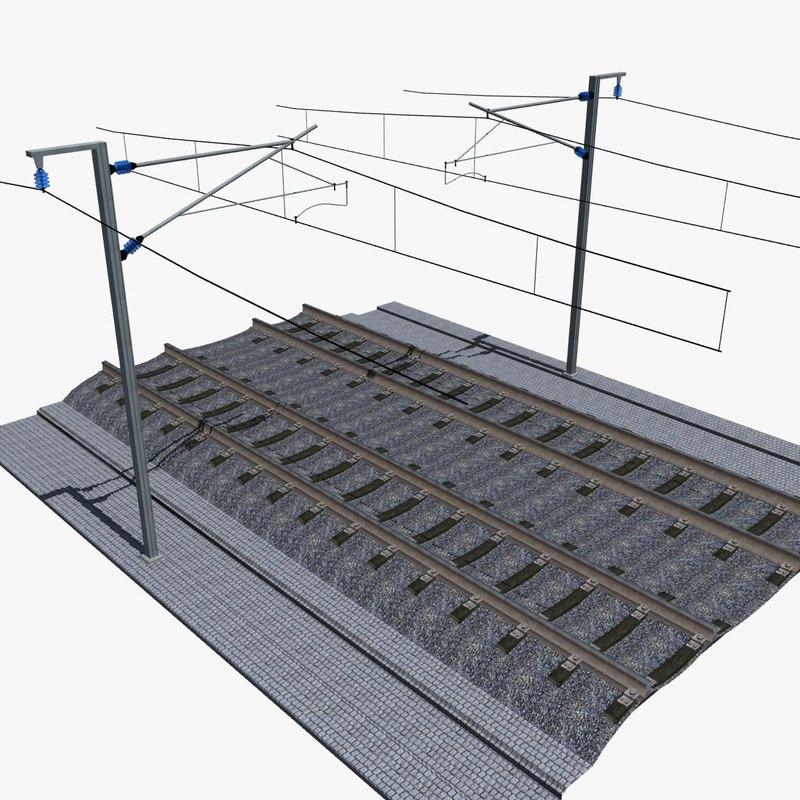 max speed train railroad
