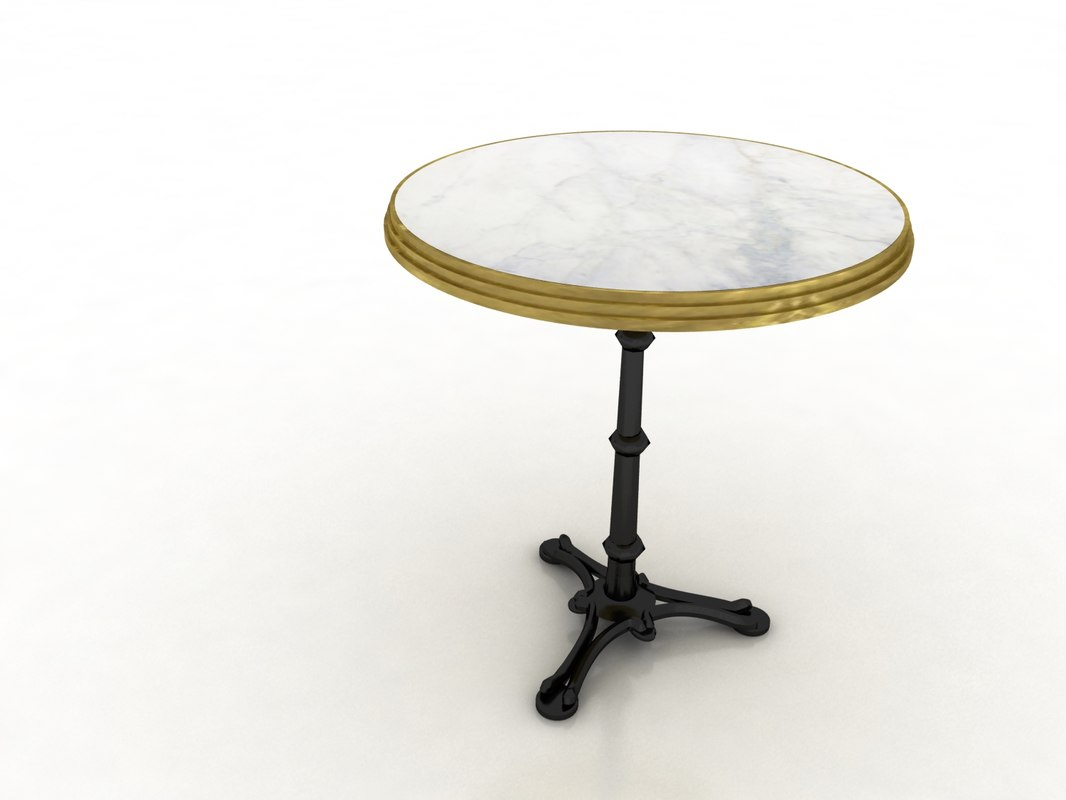 3dsmax table bar