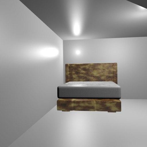 blender bed