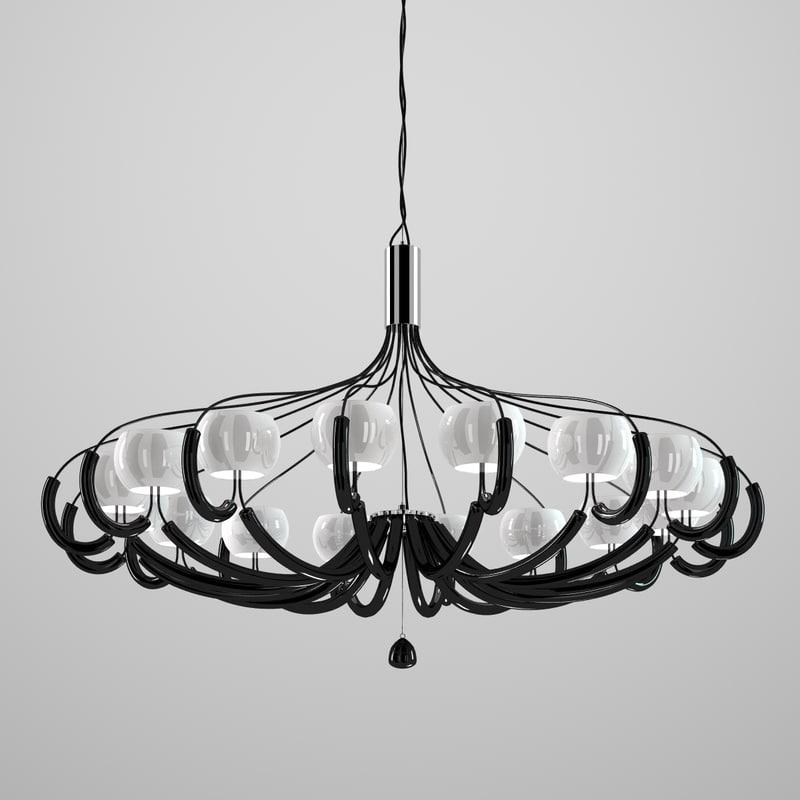 obj italamp ceiling light