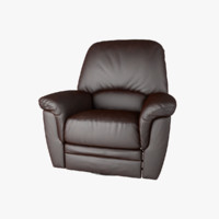 Armchair with Recliner