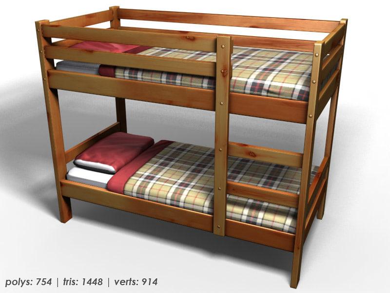maya bunk bed
