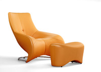 darius armchair leolux 3d model