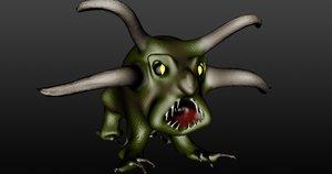 free 3ds mode frog bull