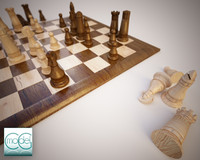 chess set A