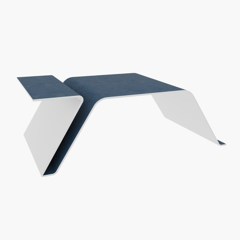 aston martin table 3d max