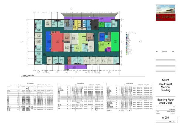 medical building 3d rvt