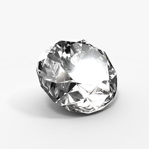 diamond materials animation 3d obj