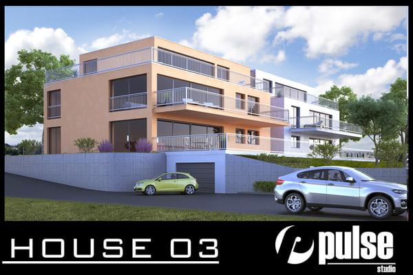 maya apartment house