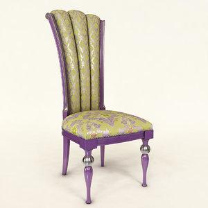 bello sedie bellosedie 3d model