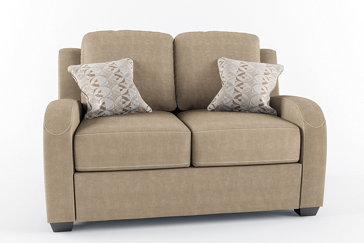 ashley furniture-circa taupe max
