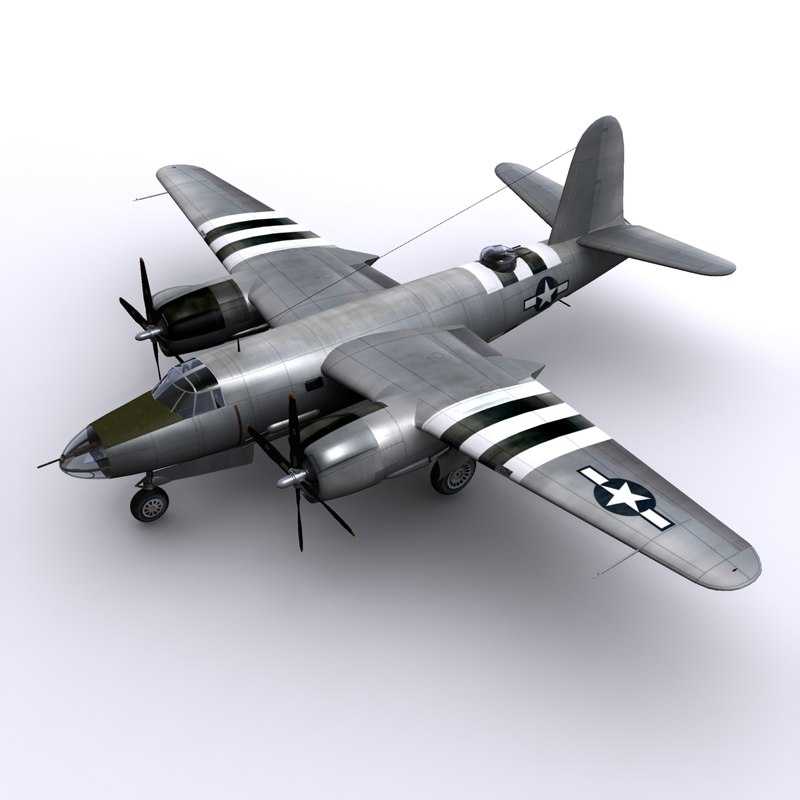 b-26 marauder bomber max