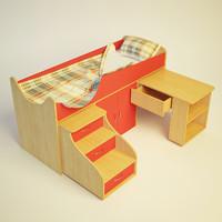 Bed Carlson Mini 7