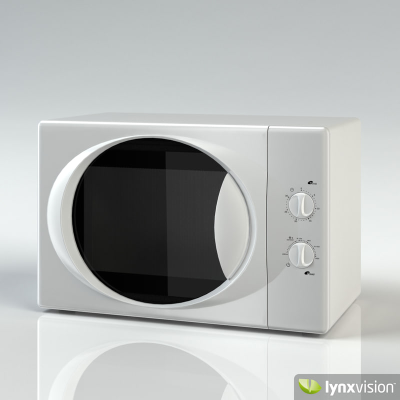 xb2322 microwave oven 3d max
