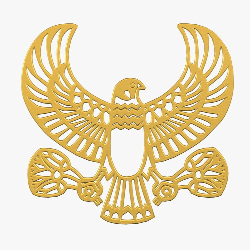 Eagle Fg 3d Obj