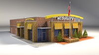 McDonalds Building