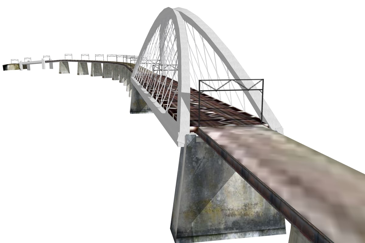 3d merivale bridge