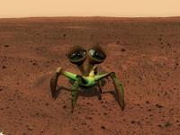 3d model small alien