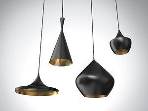 3d beat lamps