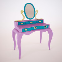 rimmel giusti portos dressing table max