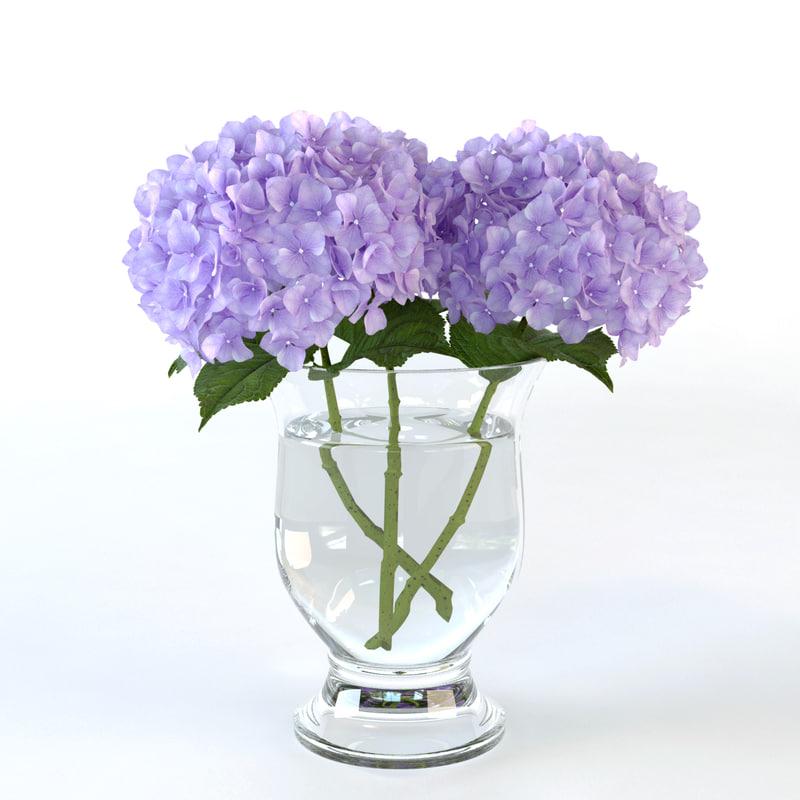 s max bouquet hydrangeas