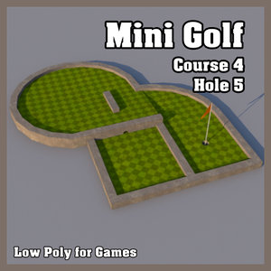 mini golf hole 3ds