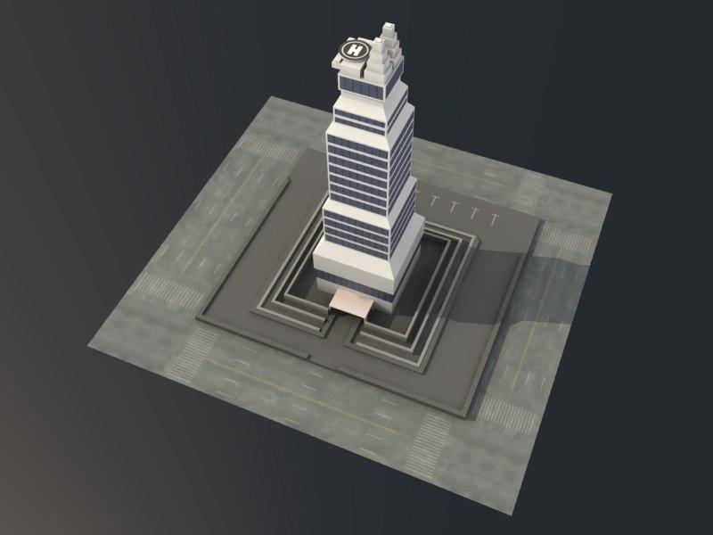 max office skyscraper