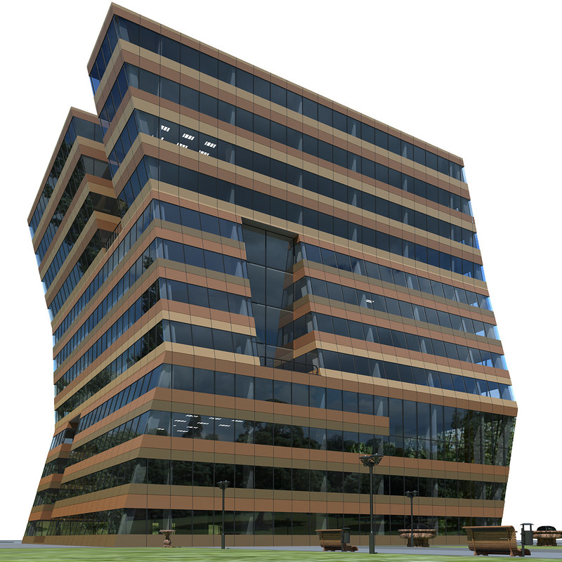 maya menzis office building
