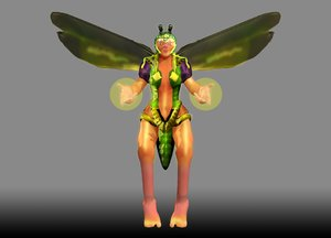 free 3ds mode fairy wasp